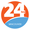 24 hrs Vancouver